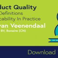 New ebook on Agile Product Quality