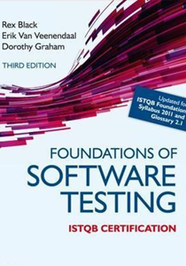 Foundations of Software Testing – ISTQB Certification