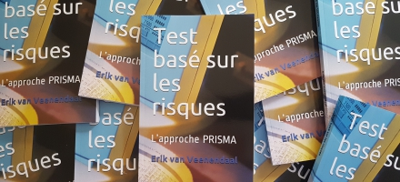 Risk-Based Testing (PRISMA) now available in French